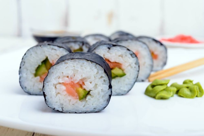 Frisk Sushi Ad Libitum og Sushi Take Away til favorable priser